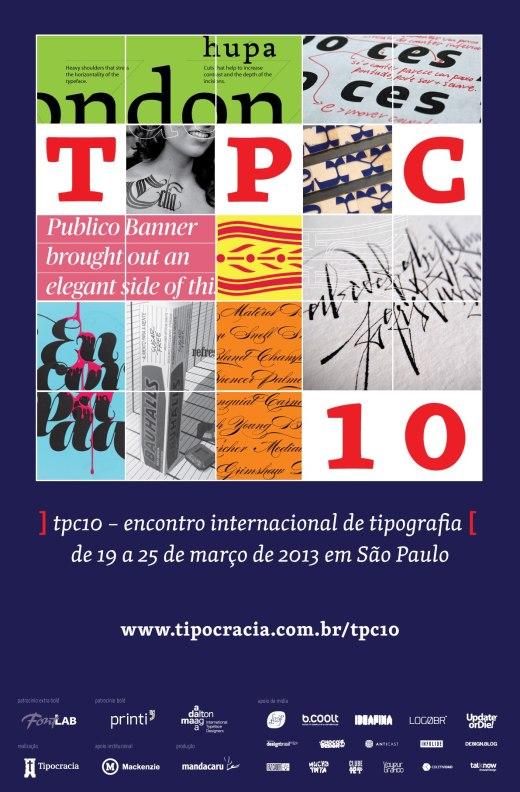 Encontro Internacional de Tipografia